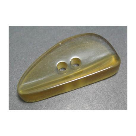 Bouton forme caramel 45 mm b56