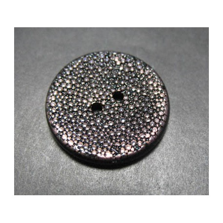 Bouton pixel bronze 25 mm b5