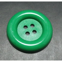 Bouton vert 4t 38 mm b35