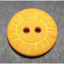 Bouton soleil mais 15mm