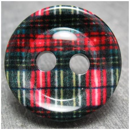 Bouton clan écossais 30 mm b71