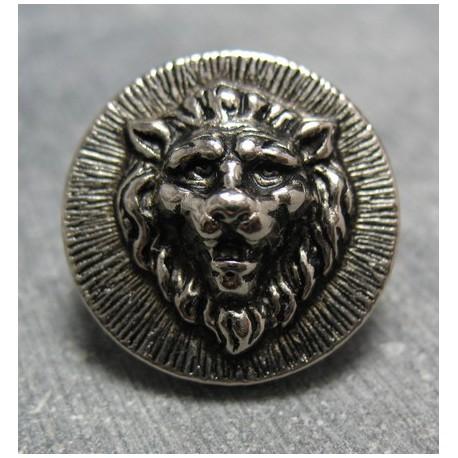 Bouton lion 18 mm b71