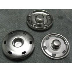 Bouton pression 30 mm