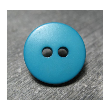 Bouton turquoise 18 mm b35