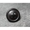 Bouton noir 15 mm b72