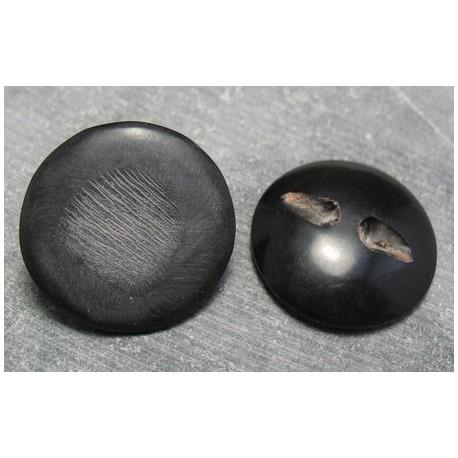 Bouton corne gratte 34 mm b69