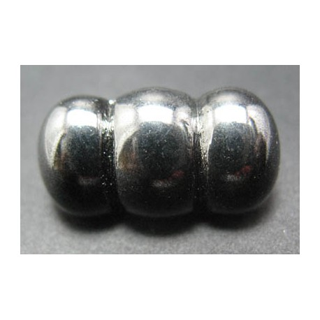 Bouton verre osselet 22 mm b16