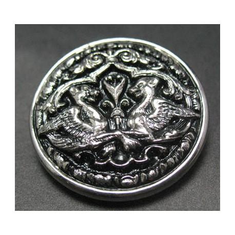 Bouton verre dragon 31mm