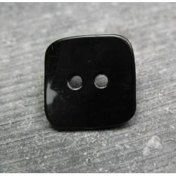 Nacre carré noir 18mm
