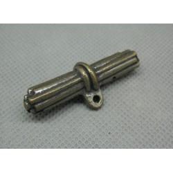 Buchette antique métallisé 42 mm