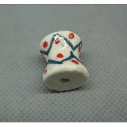 Perle djembé 16 mm