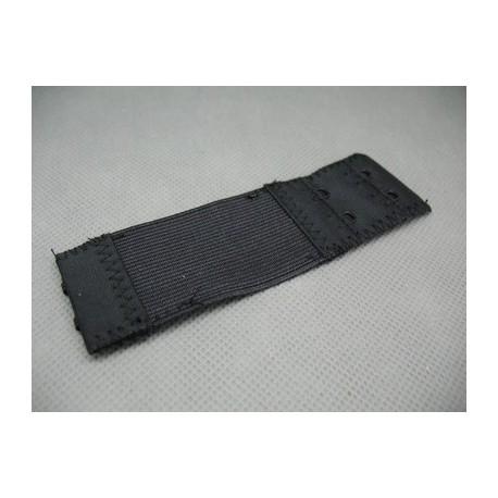 Rallonge soutien- gorge noire 30mm