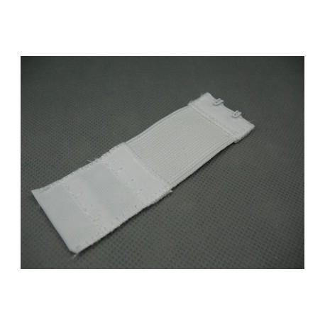 Rallonge soutien- gorge blanche 30mm