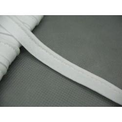 Passepoil coton blanc 12mm