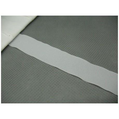 Droit fil polyamide blanc 15mm