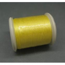 Bobine coton Prima jaune 250 m