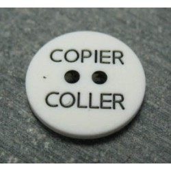 Bouton copier coller 15mm