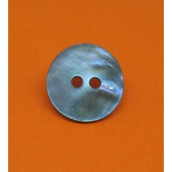 Nacre bleu 15mm