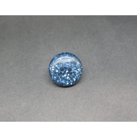 Bouton paillette jean 18mm