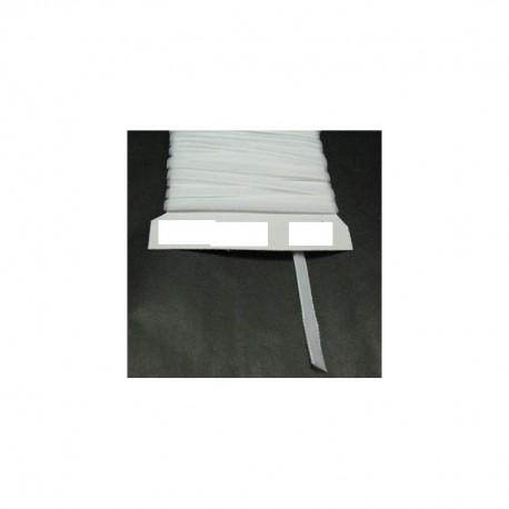 Velours blanc 5 mm
