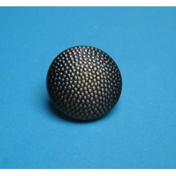 Bouton pixel vieil argent or 20mm