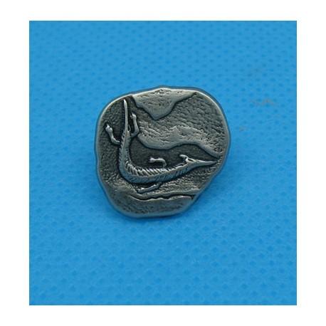 Bouton salamandre 22mm