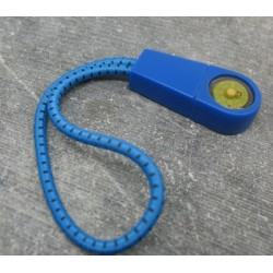 Boussole bleue 34mm