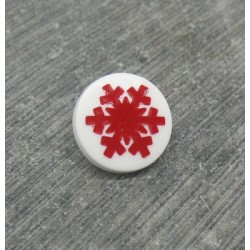 Bouton givre 12mm