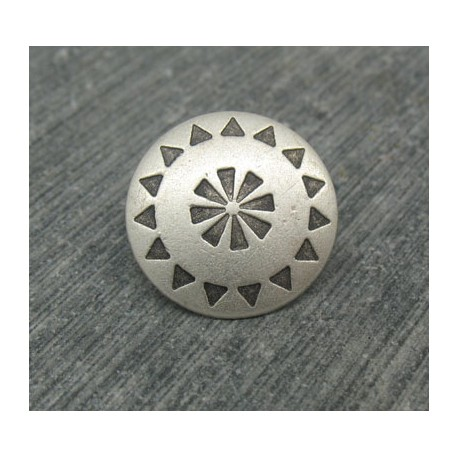 Bouton tribal 15mm