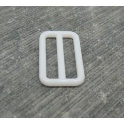 Barrette de réglage soutien gorge nylon 15mm