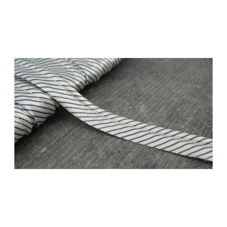 Passepoil mignonette polyamide 10 mm