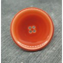 Bouton orange venri 31mm