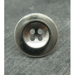 Bouton bretelle nickel 20mm