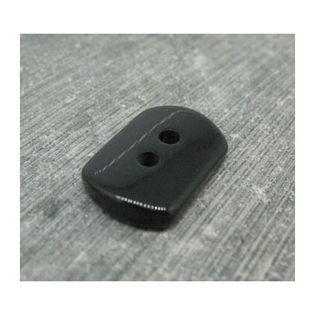 Buchette noir brillant 23mm