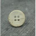 Bouton noix de coco blanchie 4t 18mm