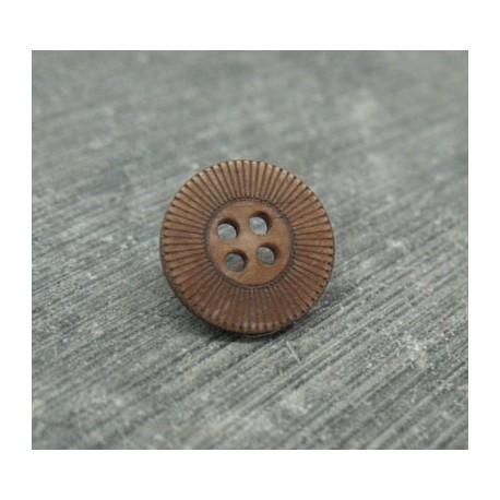 Bouton roue vison 13mm