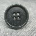 Bouton 18 ivoire végétal souris 27mm