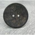 Bouton coco noir 30mm