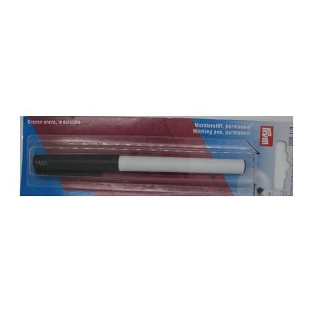 Crayon de marquage permanent noir