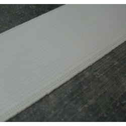 Elastique blanc 40mm