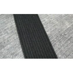 Elastique noir 20mm