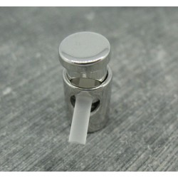 Bloqueur métal chrome