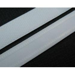 """Elastique blanc """" soutien gorge"""" 19mm"""