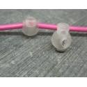 Bloqueur plexi translucide 11mm
