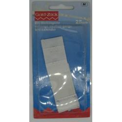 Rallonge de soutien gorge blanc 25mm