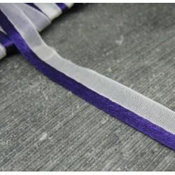 Passepoil satin violet 9mm
