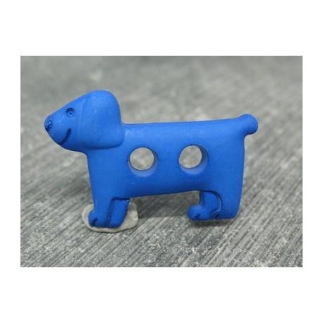 Bouton chien teckel gitane 30mm