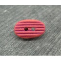 Bouton galet corail 15mm