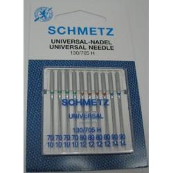 Aiguilles machine Schmetz assortiment