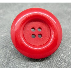 Bouton bouée rouge 36mm